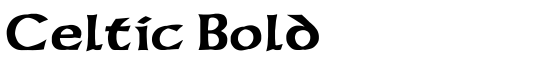 Celtic Bold - Download Thousands of Free Fonts at FontZone.net
